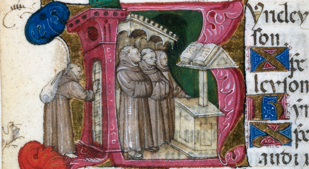 'To Love and Be Loved:' The Medieval Monastic Community as Family, 400-1300