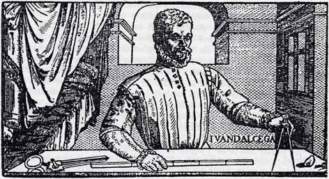 Master Tailor, Juan de Alcega, 1580.