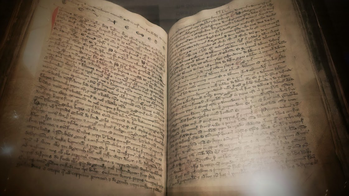 Exhibit: Magna Carta Through the Ages at the Society of Antiquaries of London