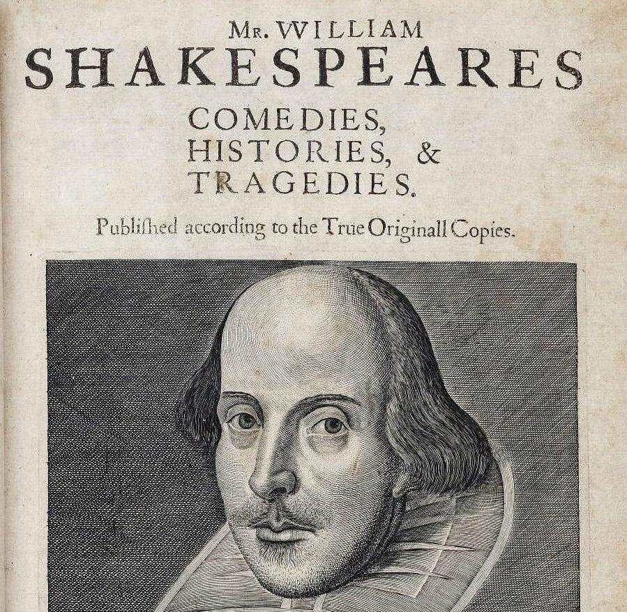 Shakespeares First Folio