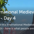 It's the final day at the International Medieval Congress at the University of Leeds - here is what people are tweeting about...