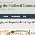 Mapping the Medieval Countryside has announced that the beta version of their searchable English translations of inquisitions post mortem (IPMs) - a major source into the lives and legacies of thousands of families from the Later Middle Ages.