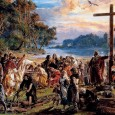 During the Middle Ages nearly all the lands of Europe converted to Christianity. In this short guide, we take a look at how various lands adopted Christianity, including by means of missionary efforts, politics and warfare.