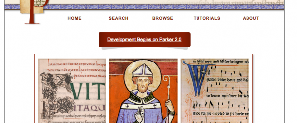 Parker Library on the Web has become one of the leading digital medieval manuscript sites since 2005, when an early prototype was first demonstrated. Now, ten years after the prototype, and six years after the release of the first production version, work has begun on Parker on the Web 2.0.