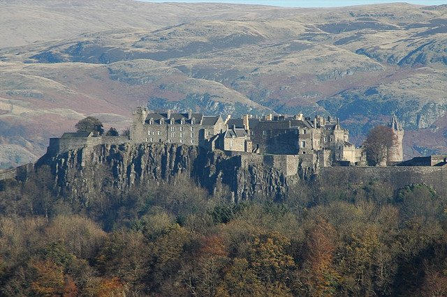 Stirling Castle - Photo from Flickr
