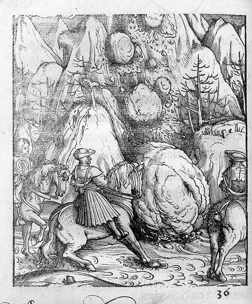 Theuerdank, 1517
