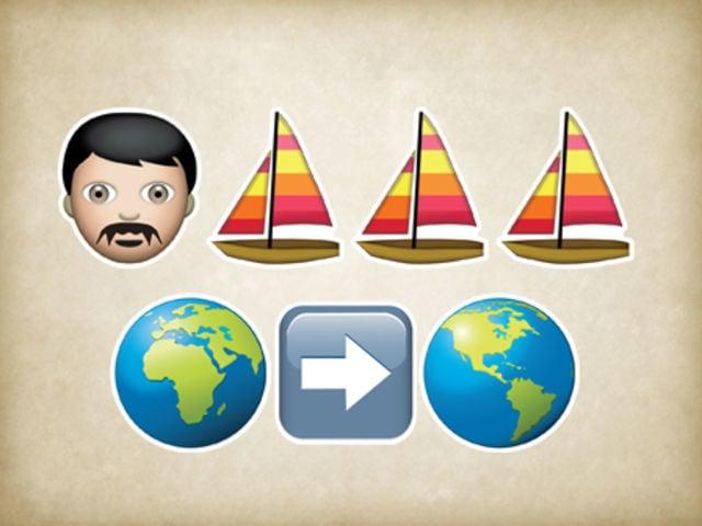 history emojis