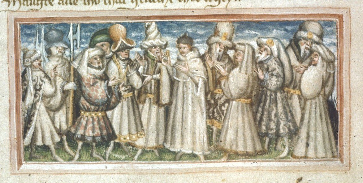 The Public Medievalist: What it Means for Medievalists to be Public Intellectuals Today