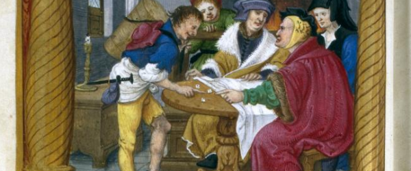 Just like their modern day counterparts, medieval cities had to deal with their own criminal underworlds - the sex trade, gambling, and violence taking place within their walls. At the International Medieval Congress, held earlier this month at the University of Leeds, these issues were explored as part of session #706: Perceiving and Regulating Vices.