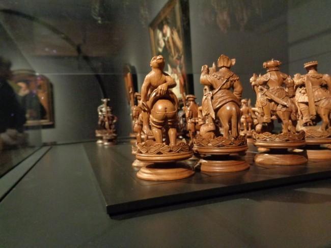 chess set - - Photo by Danielle Trynoski