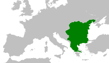First Bulgarian Empire - Wikimedia Commons