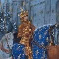 Charles Vi of France - British Library  Royal 14 D VI   f. 161