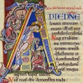 What is a Psalter - St. Albans Psalter from the 12th century