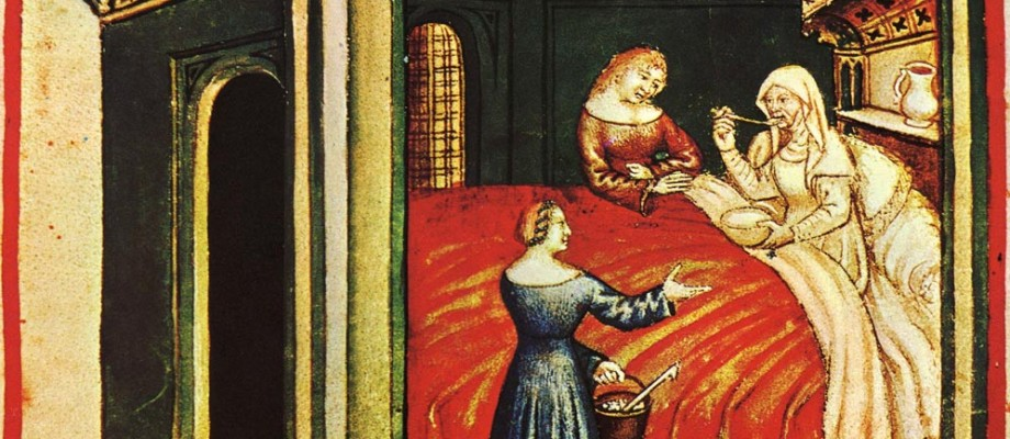 How a Medieval Bed Should Look Like