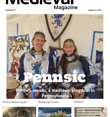 The Medieval Magazine – Issue 29
