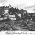 An engraving published in Maitland's History of Edinburgh, 1753.