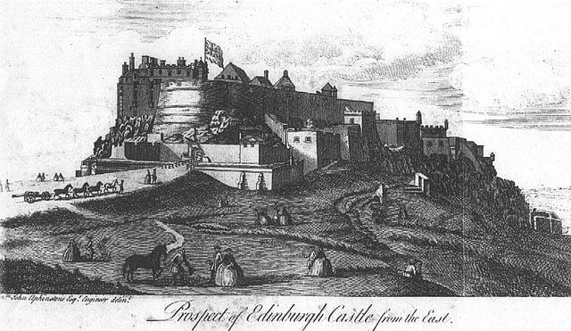 Ten Castles that Made Medieval Britain: Edinburgh Castle