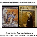 Call for Papers: Exploring the Fourteenth Century Across the Eastern and Western Christian World