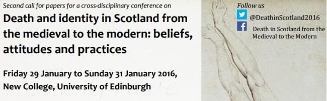 death and identity scotland