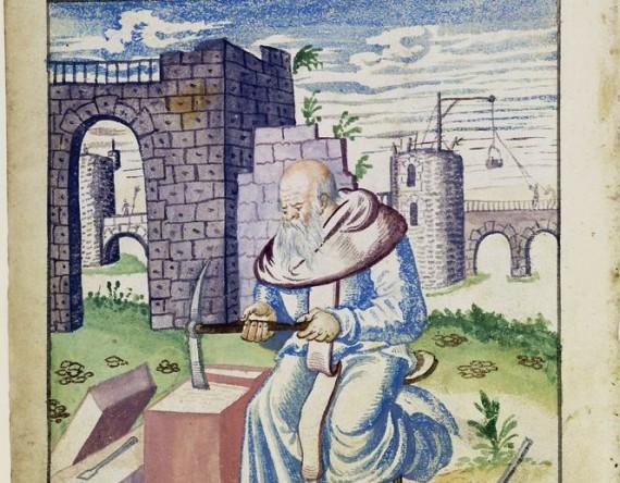 medieval stonemason Gallery