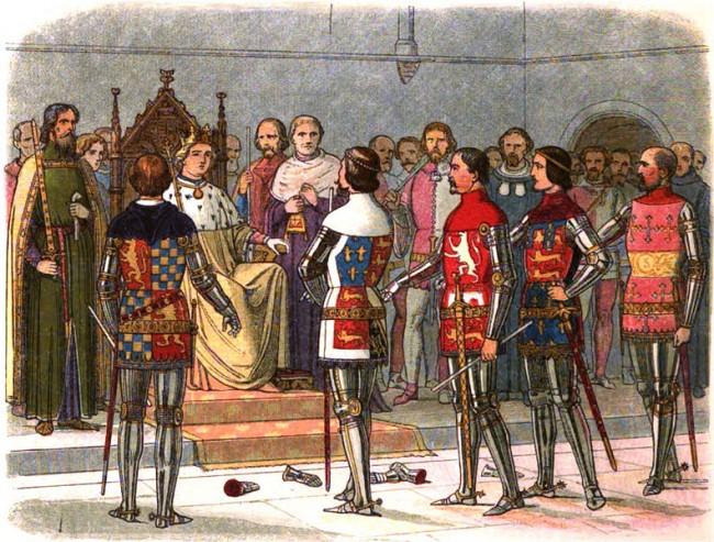 medieval phrases