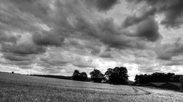 medieval weather - photo by AvidlyAbide / Flickr