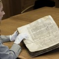 Simon Fraser University unveils its first medieval manuscript