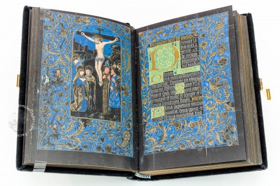 Black Hours (M. 493 › Morgan Library & Museum)
