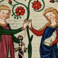 A Medieval Love Letter (and eat your meat)
