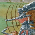 Archers - British Library Royal 16 G VIII   f. 189
