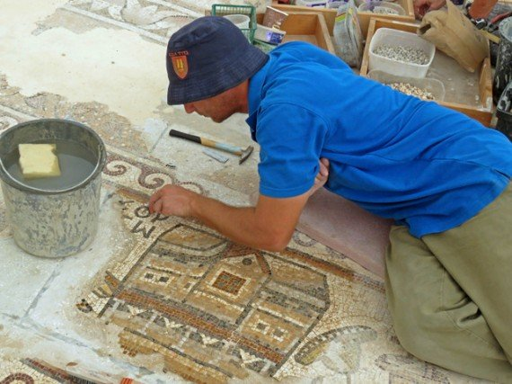 Photo by Nikki Davidov, courtesy of the Israel Antiquities Authority
