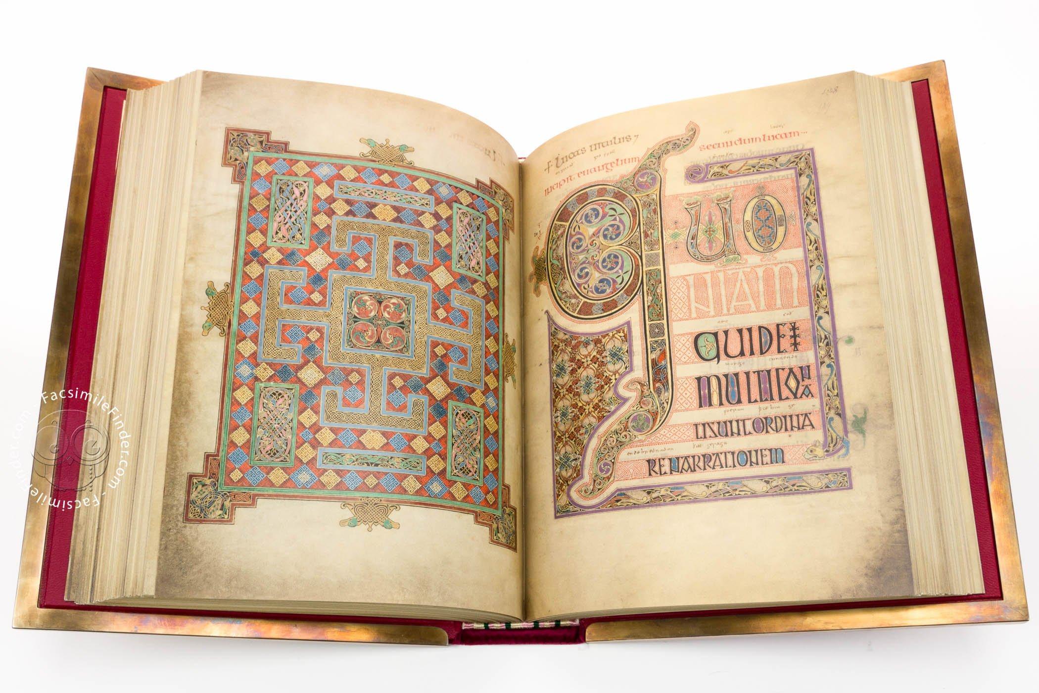 Facsimile Publication Illuminated Manuscripts Early