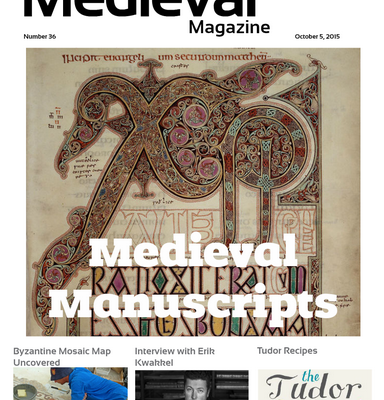 The Medieval Magazine – Issue 36