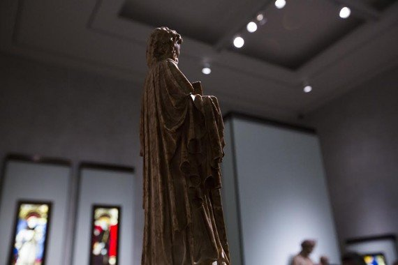 Saint Philip is now on display at The Getty Museum