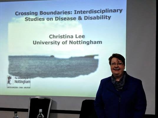 Making the Medieval Relevant: Crossing Boundaries: Interdisciplinary Studies on Disease and Disability