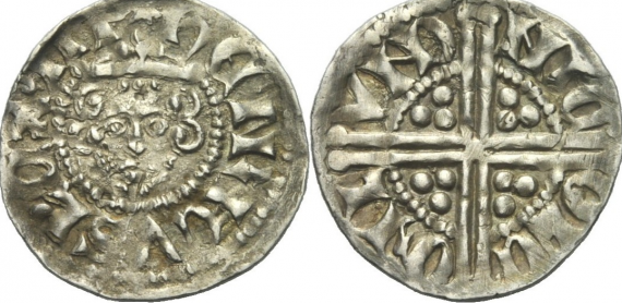 13th century english penny