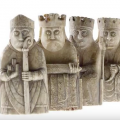 Book Talk: Ivory Vikings, by Nancy Marie Brown