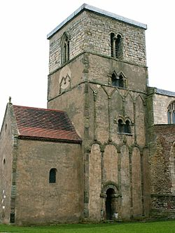 St. Peter's Church in Barton-upon-Humber