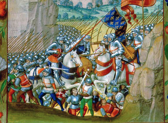 Technological Determinisms of Victory at the Battle of Agincourt ...