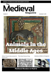 Buy this issue of the Medieval Magazine for $2.99