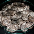 Viking-Age silver coins discovered in Scandinavia - photo by Leroy Andersen / Flickr