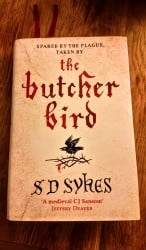 Books: The Butcher Bird by SD Sykes