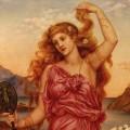 Helen of Troy by Evelyn De Morgan (1898)