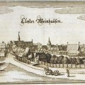 17th century image of Wienhausen monastery