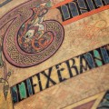 10 Beautiful Images from the Book of Kells