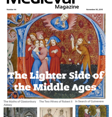 The Medieval Magazine: The Lighter Side of the Middle Ages (Issue 44)