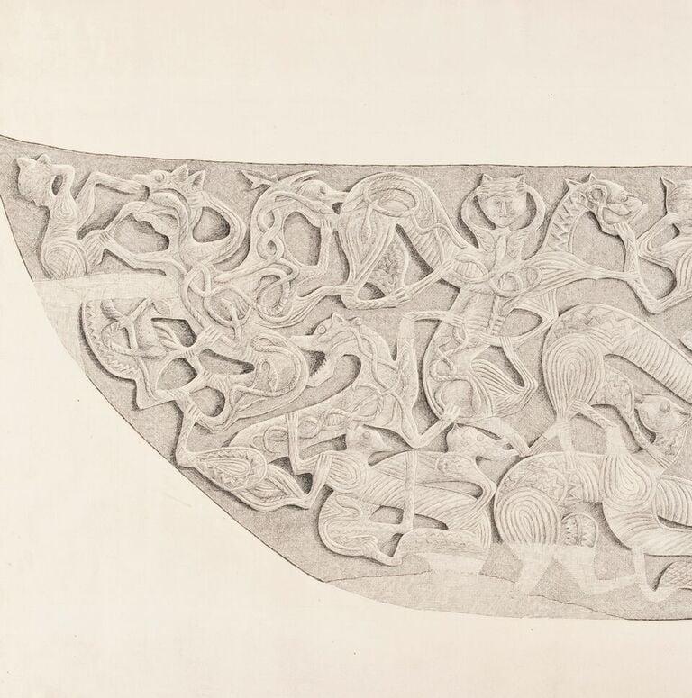 The Snake Motif In Viking Art 10th 12th Centuries Medievalistsnet