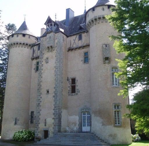 Château de la Chezotte - photo by  Aubussonais / Wikicommons