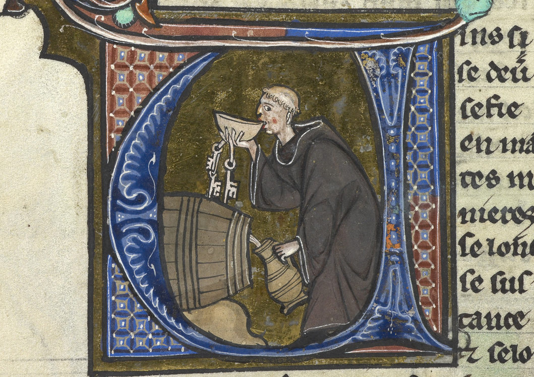 Medieval Hangover Cures - Medievalists net