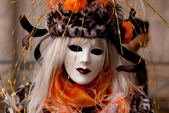 The Carnival in Venice - photo by Stefan Insam / Flickr